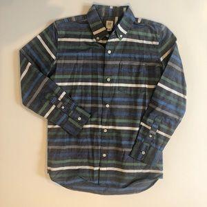 GAP boys dress shirt . Size 12.